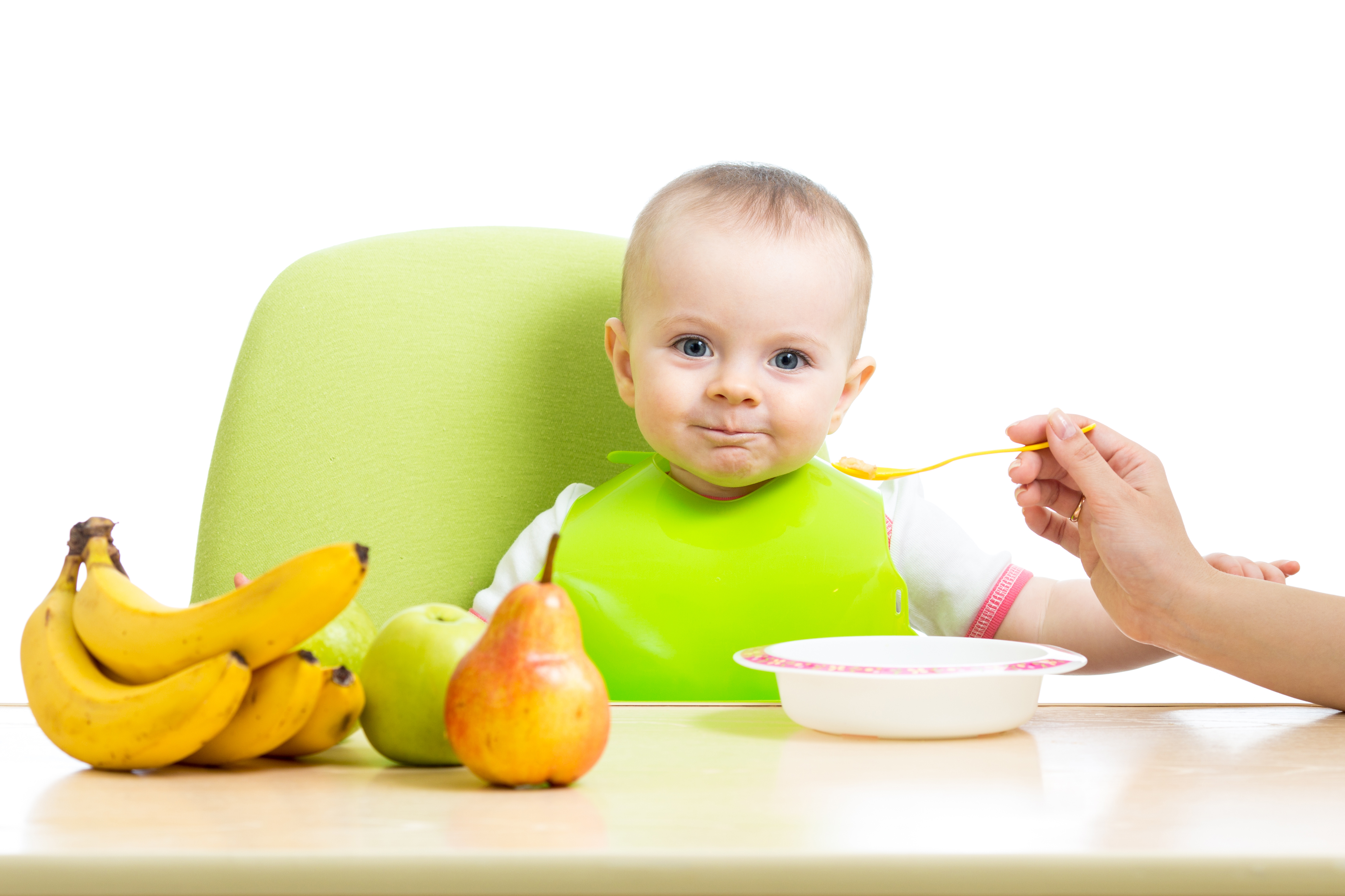 The Baby Eating' Diet