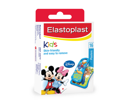 Elastoplast Kids Disney Mickey
