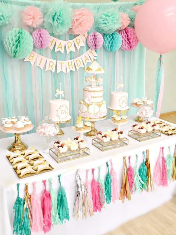 First Birthday Party Bebegroup Blog