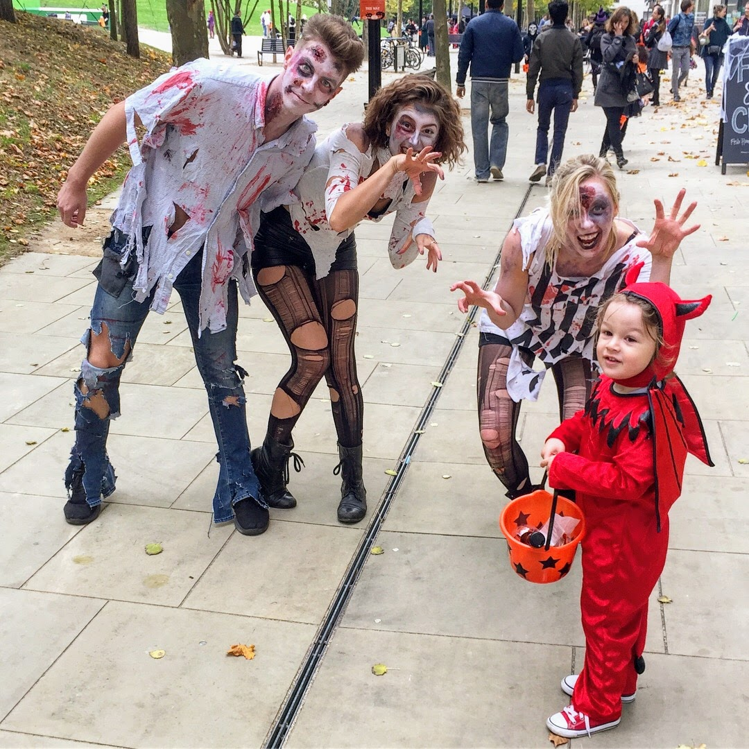 Spooktacular Halloween at East Village London