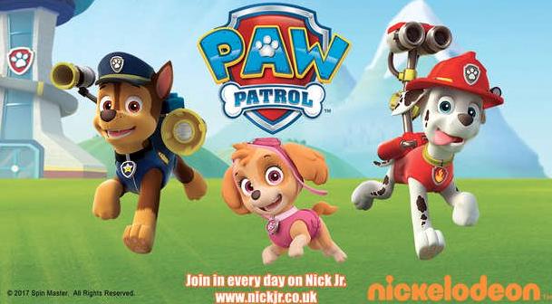 PAW Patrol at ZSL