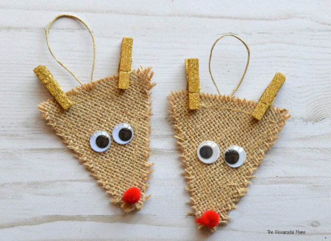 Reindeer ornaments from Bulap