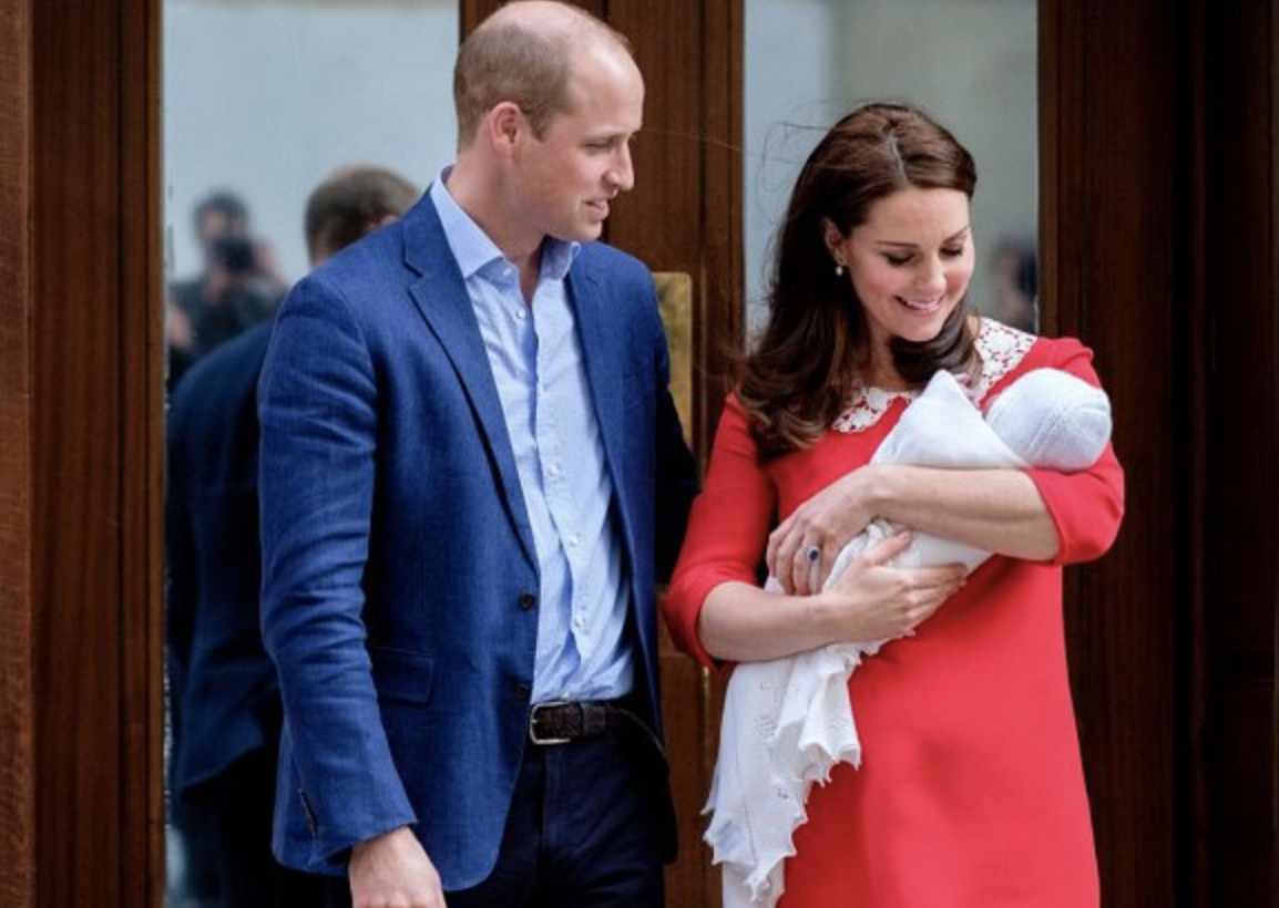 Royal Baby - Duchess of Cambridge