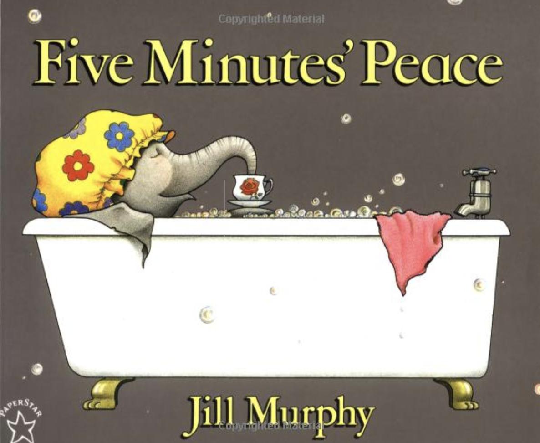 Bedtime Stories - Five Minutes Peace