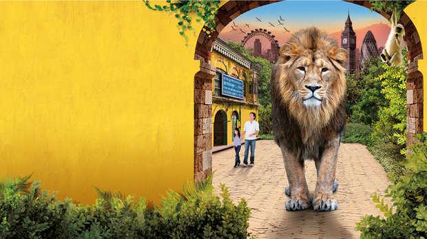 London Zoo this Bank Holiday