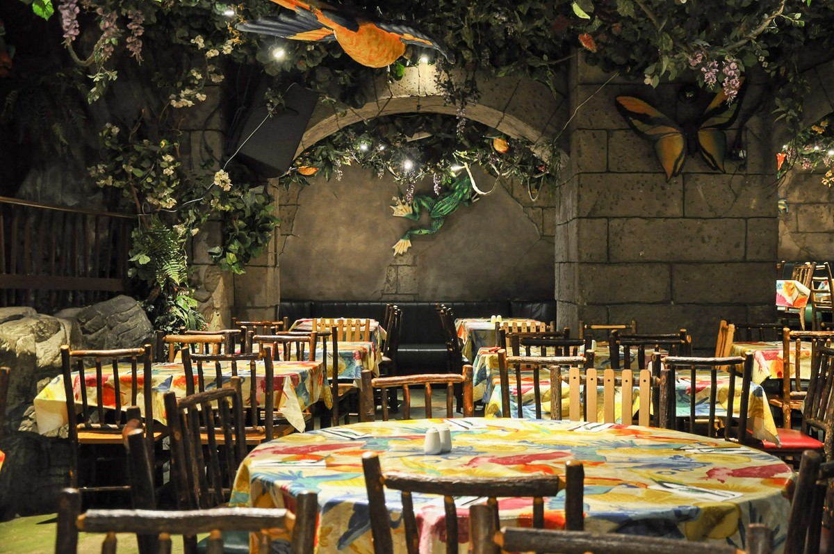 Rainforest - Family Friendly Restaurant