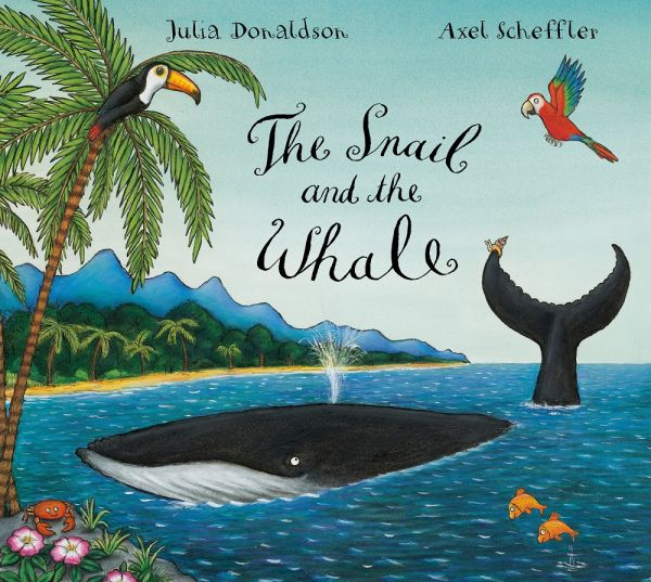 Bedtime Stories - The Snail and the Whale
