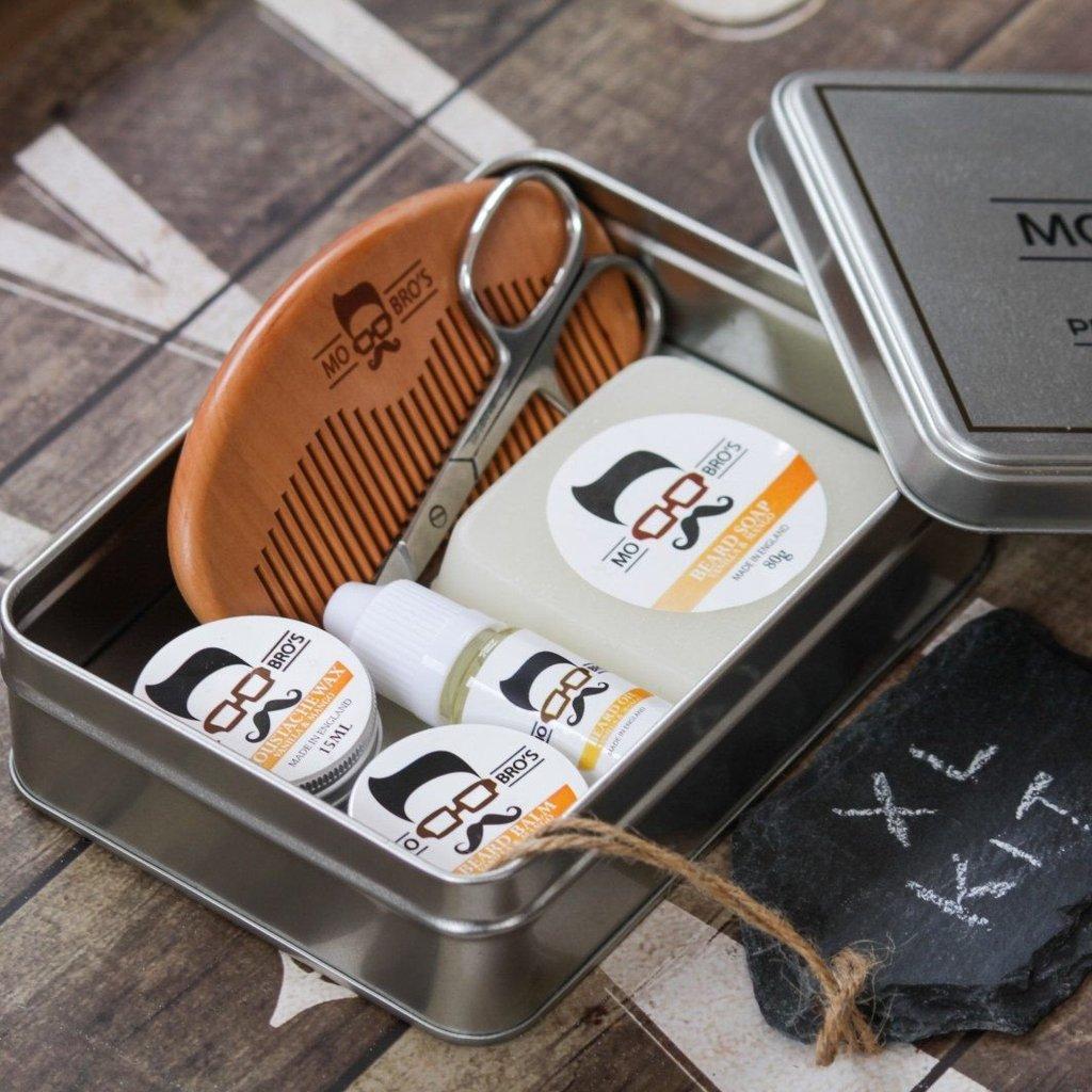 Mo Bro's Broom's XL Beard Grooming Kit