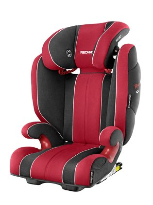Recaro Monza Nova 2 Seatfix (Racing Edition)