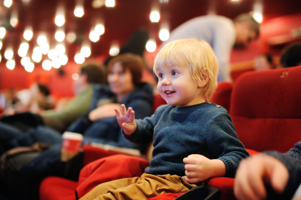 London theatre for toddlers and young children