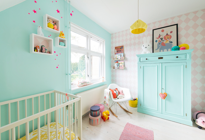 Stylish toddler room designs