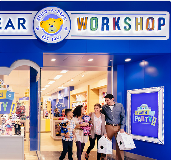 Pay Your Age Day at Build-A-Bear Workshops