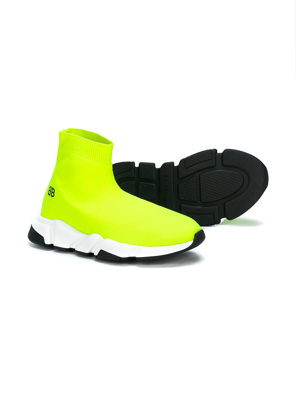 Balenciaga kids sock sneakers