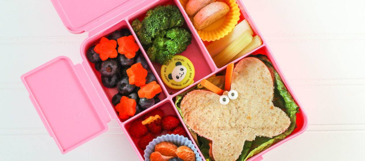 Kids Bento Lunch Box