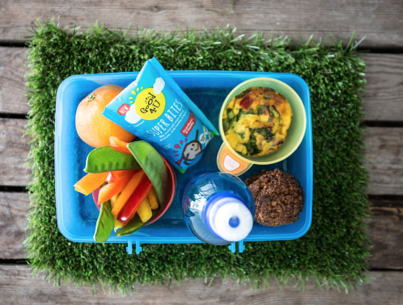 Toddler School Lunch Box