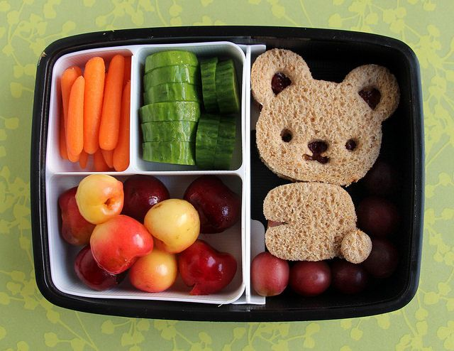 Toddler School Bento Lunch Box