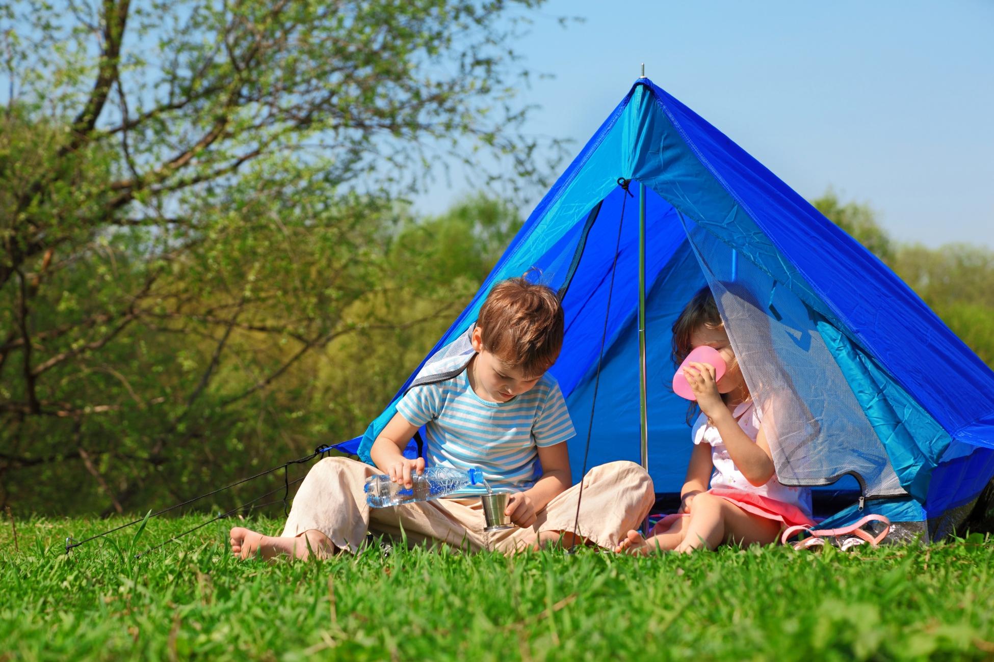 Bank Holiday Weekend Camping