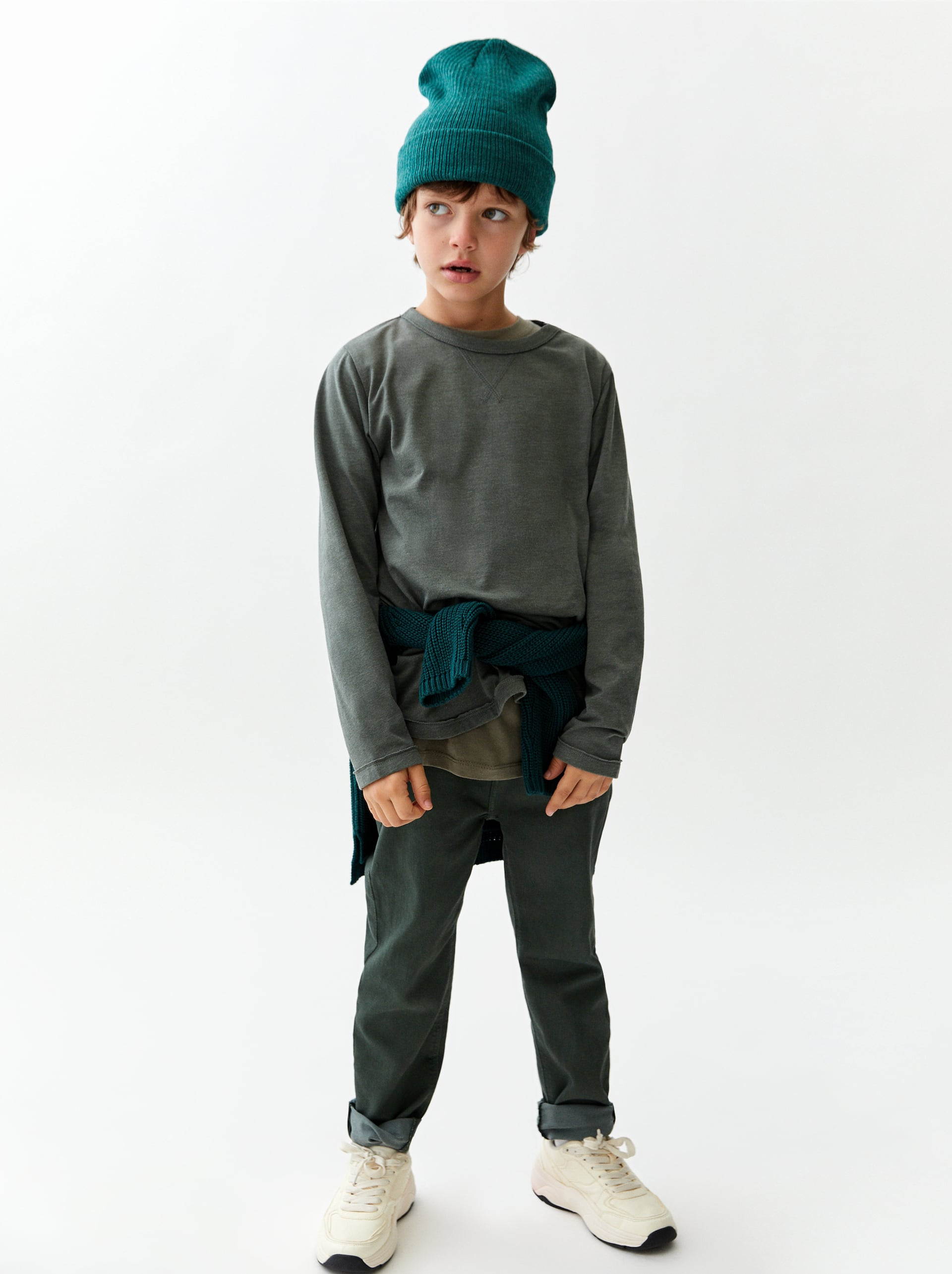 Chino Style Trousers AW 2018