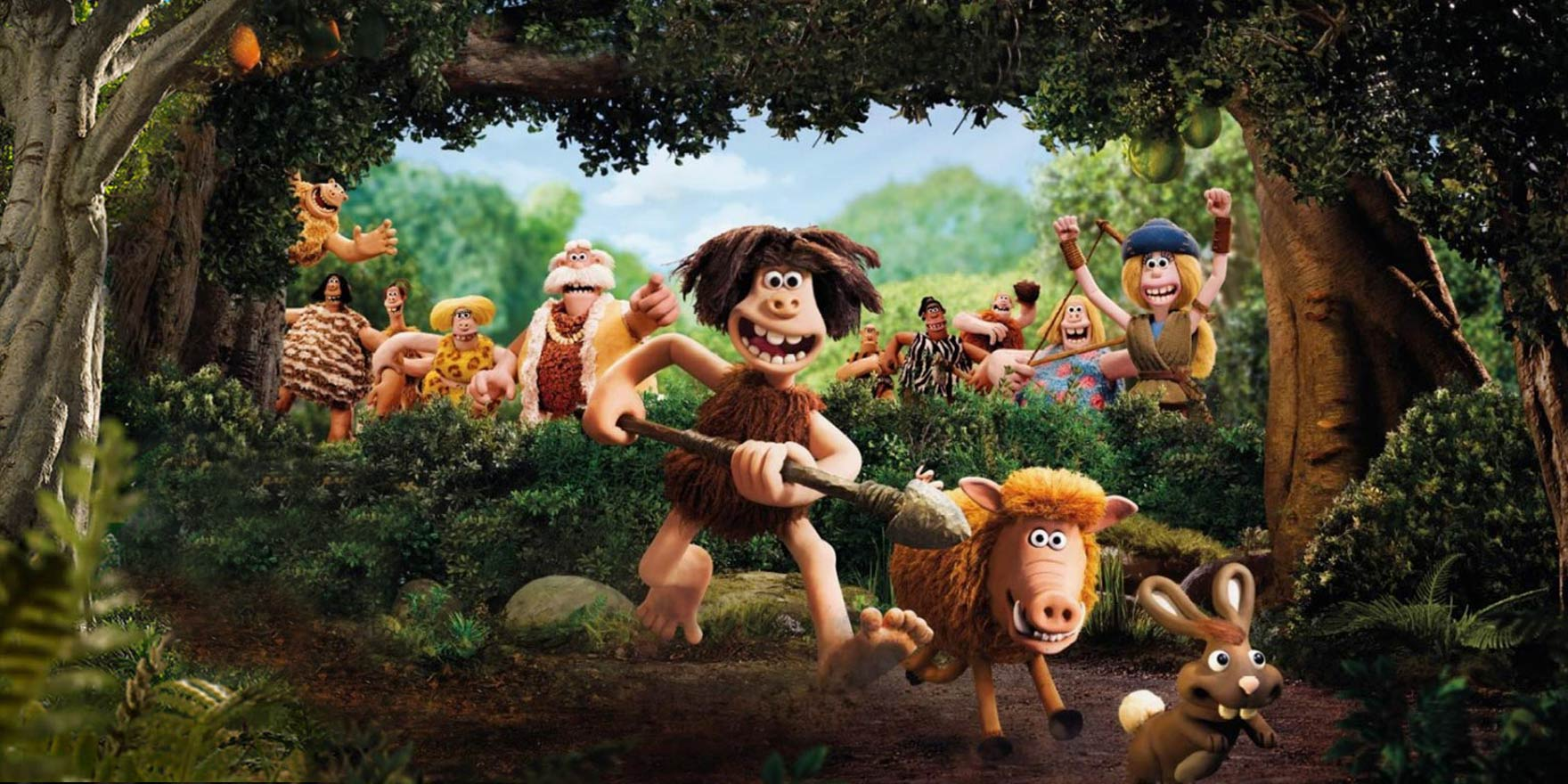 Kids Movie Early Man