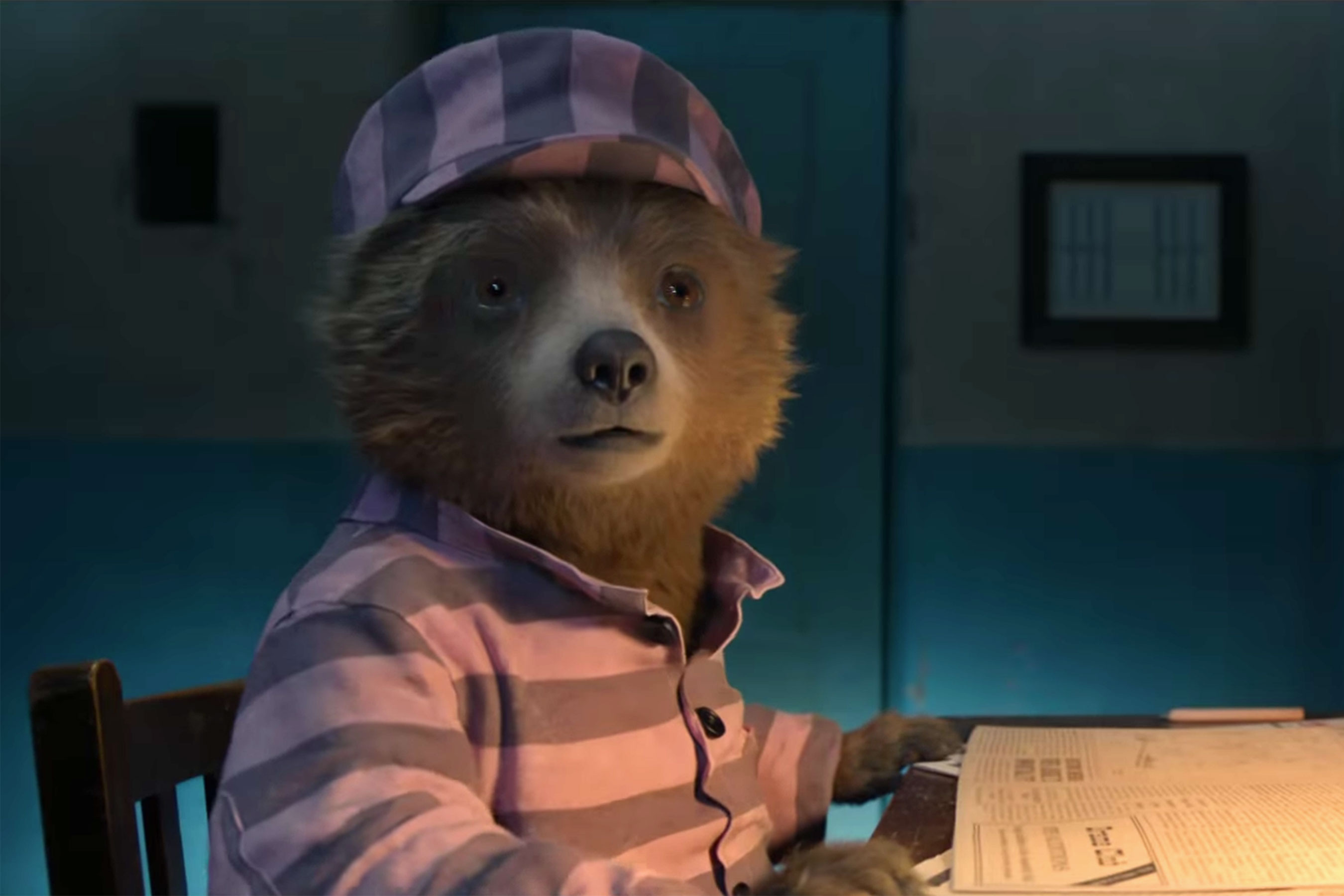 Kids Movie Paddington 2