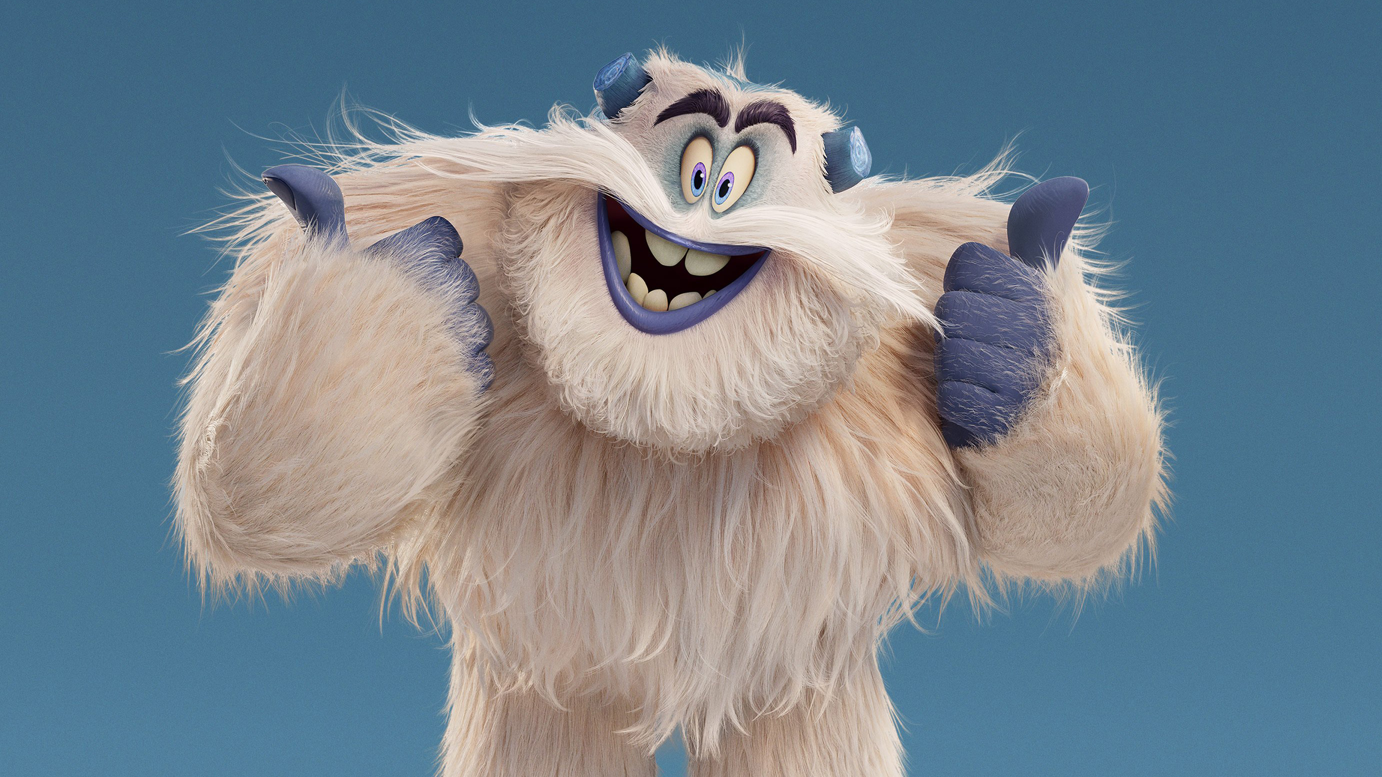 Smallfoot Kids Movie