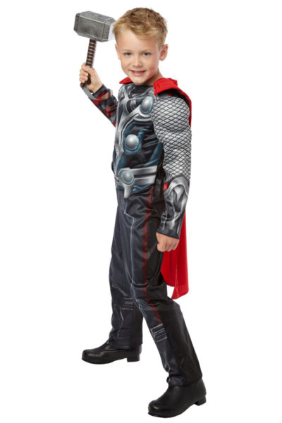 Rushed-The-Avengers-Thor-Classic-Muscle-Child-boys-Halloween-carnival-movie-Costumes-Kids-fantasia-fancy-dress