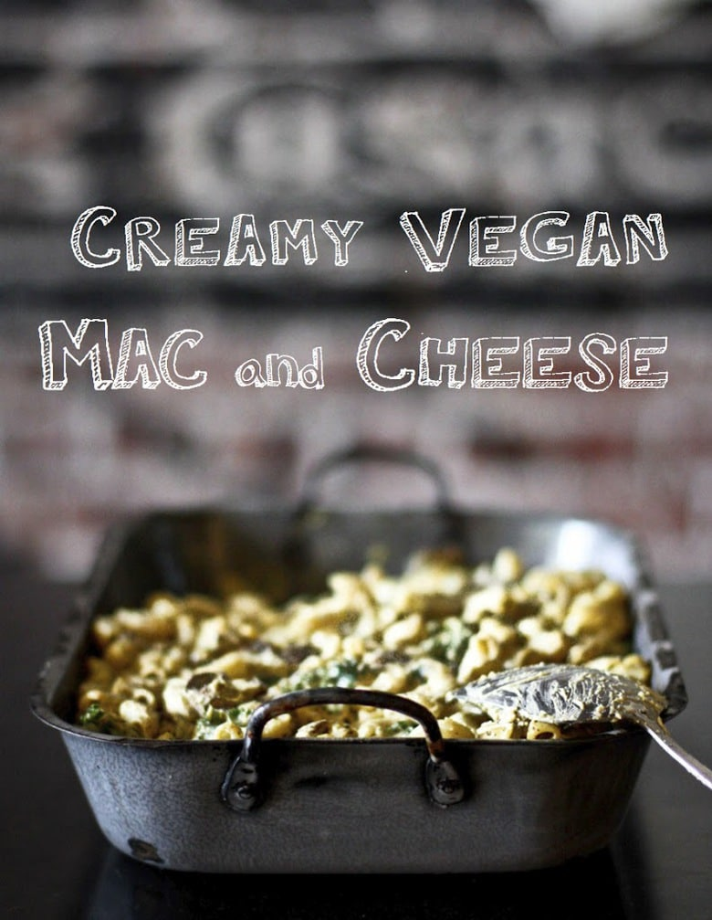 Vegan Mac and Ceese